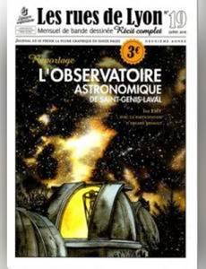 Couverture de l'album L'observatoire astronomique de Saint-Genis-Laval