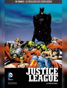 Couverture de l'album Justice League - la Tour de Babel