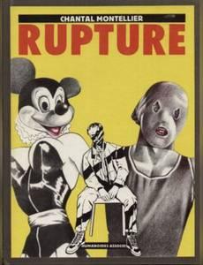 Couverture du premier album de la série Rupture