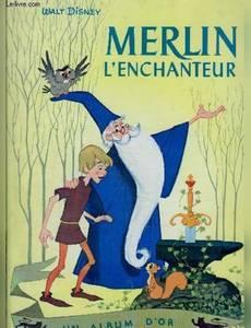 Couverture du premier album de la série Walt Disney - Hachette