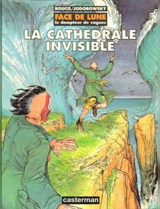 Couverture de l'album La Cathedrale Invisible