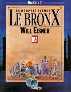 Couverture de l'album Le bronx, 55 dropsie avenue