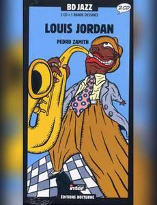 Couverture du premier album de la série Louis Jordan