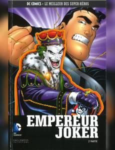 Couverture de l'album Empereur Joker - 2ème Partie