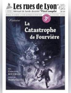 Couverture de l'album La catastrophe de Fourvière