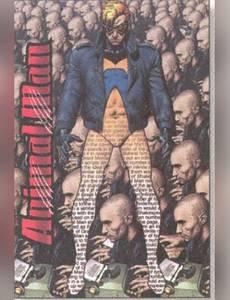 Couverture de l'album Animal Man