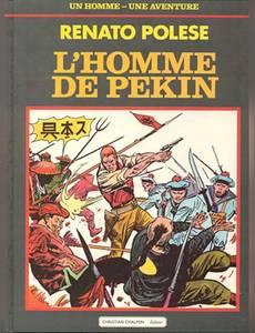 Couverture de l'album L'Homme de Pekin