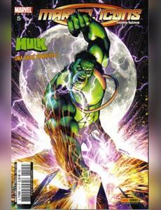 Couverture du premier album de la série Marvel Icons Hors-Série