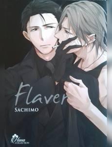 Couverture du premier album de la série Flaver