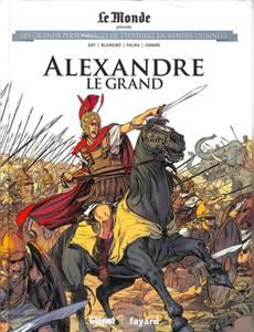 Couverture de l'album Alexandre le Grand