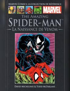 Couverture de l'album Amazing Spider-Man - la Naissance de Venom