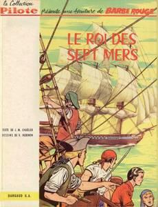 Couverture de l'album Le Roi des sept mers