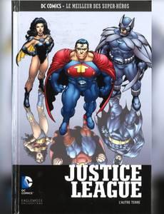 Couverture de l'album Justice League – L'autre Terre