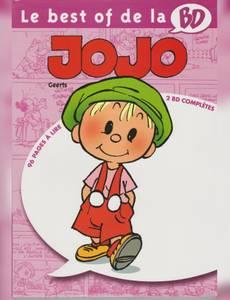 Couverture de l'album Le best of de la BD -  Jojo