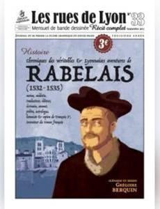 Couverture de l'album Chroniques des véritables et lyonnaises aventures de Rabelais