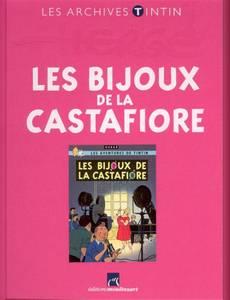 Couverture de l'album Les bijoux de la Castafiore