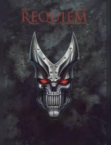 Couverture du premier album de la série Requiem Chevalier Vampire