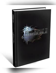 Couverture de l'album Final Fantasy XV - Collector Guide