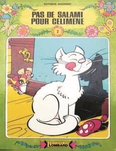 Couverture de l'album Pas de Salami pour Celimene