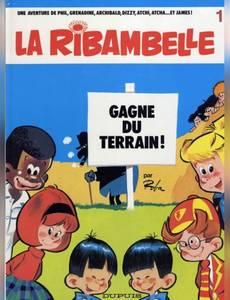 Couverture de l'album La Ribambelle Gagne du Terrain