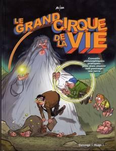 Couverture de l'album Le Grand Cirque de la Vie