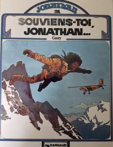 Couverture de l'album Souviens toi Jonathan