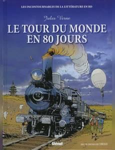 Couverture de l'album Le Tour du Monde en 80 jours