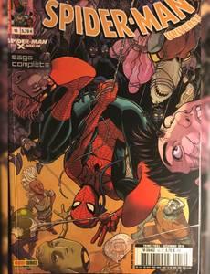 Couverture de l'album Spider-Man and the X-MEN
