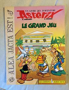 Couverture de l'album Le grand jeu
