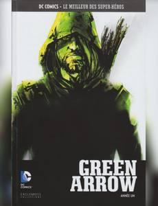 Couverture de l'album Green Arrow - Année un