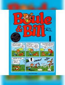 Couverture de l'album BOULE & BILL TOME 1. Edition spéciale 40ème anniversaire