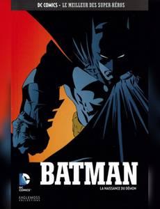 Couverture de l'album Batman La Naissance du Démon
