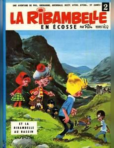 Couverture de l'album La Ribambelle en Ecosse