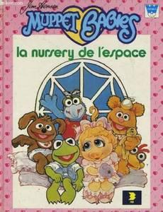 couverture album La Nursery de l'Espace