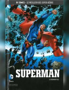 Couverture de l'album Superman - le Dernier Fils
