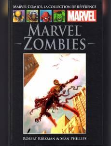 Couverture de l'album Marvel Zombies