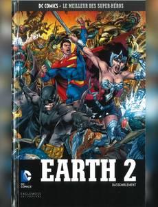 Couverture de l'album Earth 2 - Rassemblement