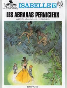 Couverture de l'album Les Abraxas Pernicieux