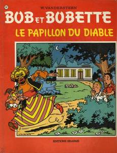 Couverture de l'album Le Papillon du diable