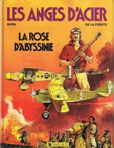 Couverture de l'album La Rose d'Abyssinie