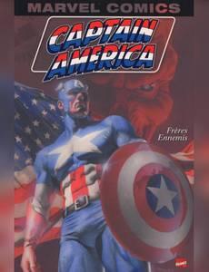 Couverture de l'album Captain america t.1 : freres ennemis