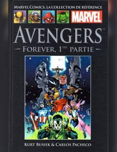 Couverture de l'album Avengers - Forever, 1ère Partie
