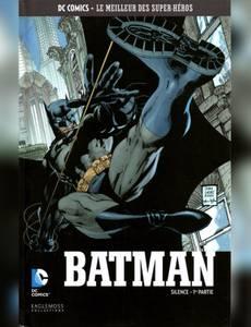 Couverture de l'album Batman - Silence - 1re Partie
