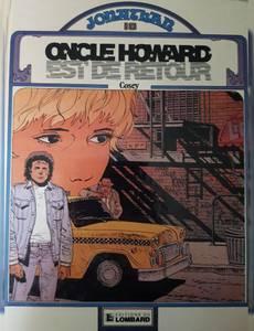 Couverture de l'album Oncle Howard est de retour