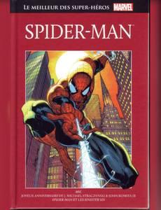 Couverture de l'album Spider-Man
