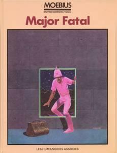 Couverture de l'album Major Fatal