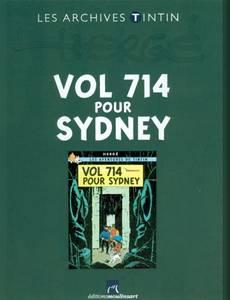 Couverture de l'album Vol 714 pour Sydney