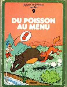 Couverture de l'album Du Poisson au Menu