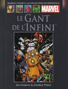 Couverture de l'album Le Gant de l'Infini