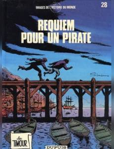 Couverture de l'album Requiem pour un Pirate